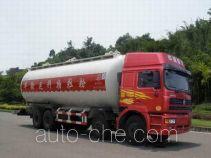 Minjiang YZQ5319GFL3 low-density bulk powder transport tank truck