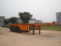 Minjiang YZQ9400TJZG container transport trailer