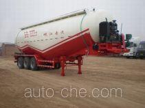 Minjiang YZQ9401GFL low-density bulk powder transport trailer
