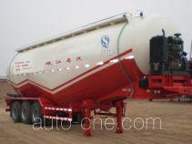 Minjiang YZQ9402GFL low-density bulk powder transport trailer