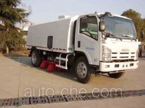 Weichai Senta Jinge YZT5100TSL street sweeper truck