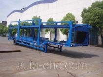 Weichai Senta Jinge YZT9182TCL vehicle transport trailer