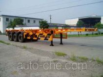 Weichai Senta Jinge YZT9370TJZ container carrier vehicle
