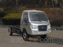 T-King Ouling ZB1024ADC3V шасси двухтопливного грузовика