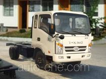 T-King Ouling ZB1030KPD6F dual-fuel truck chassis