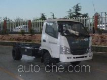 T-King Ouling ZB1030LDD6F dual-fuel truck chassis