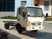 T-King Ouling ZB1041JDD6F light truck chassis