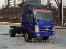 T-King Ouling ZB3040JPD7F dump truck chassis
