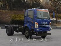 T-King Ouling ZB3040JPD7V dump truck chassis