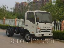 T-King Ouling ZB3040KDC1V dump truck chassis