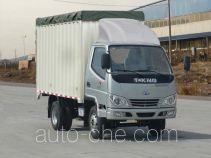 T-King Ouling ZB5030CPYBDB7S soft top box van truck