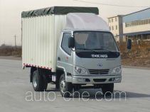 T-King Ouling ZB5030CPYBDC3S soft top box van truck