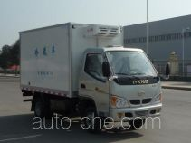 T-King Ouling ZB5034XLCBDC3F refrigerated truck