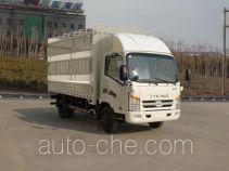 欧铃牌ZB5040CCYJDD6F型仓栅式运输车