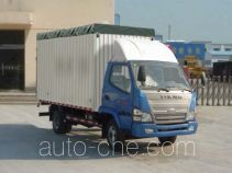 T-King Ouling ZB5040CPYLDD6F soft top box van truck
