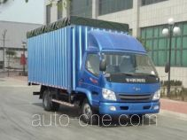 T-King Ouling ZB5040CPYTDD6F soft top box van truck