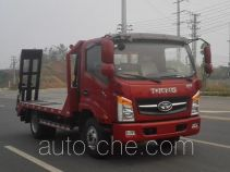 T-King Ouling ZB5040TPBUDD6V flatbed truck