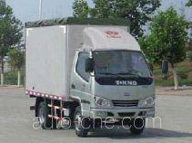 T-King Ouling ZB5040XPYBDB7S soft top box van truck