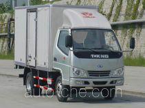 Qingqi ZB5040XXYBDBS box van truck