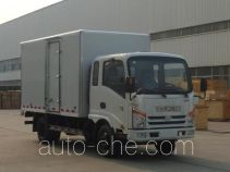 T-King Ouling ZB5040XXYKPD6V box van truck