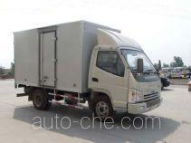 Qingqi ZB5040XXYLDBS box van truck