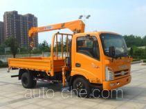 T-King Ouling ZB5041JSQJDD6V грузовик с краном-манипулятором (КМУ)