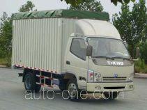 T-King Ouling ZB5041XPYLDC5S soft top box van truck