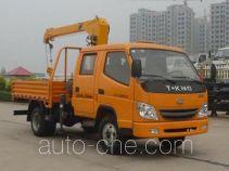 T-King Ouling ZB5042JSQSF грузовик с краном-манипулятором (КМУ)