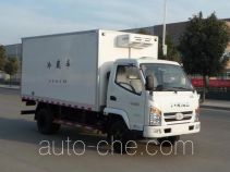 T-King Ouling ZB5043XLCLDD6F refrigerated truck