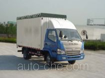 T-King Ouling ZB5070CPYLDD6F soft top box van truck
