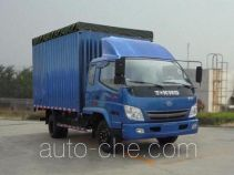 T-King Ouling ZB5080CPYTPD6F soft top box van truck