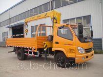 T-King Ouling ZB5080JSQDF грузовик с краном-манипулятором (КМУ)