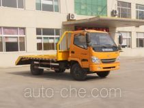 T-King Ouling ZB5080TPBD flatbed truck