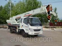 T-King Ouling ZB5090JQZPF truck crane