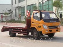 T-King Ouling ZB5090TPBP flatbed truck