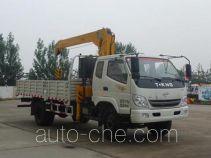 T-King Ouling ZB5120JSQPF грузовик с краном-манипулятором (КМУ)