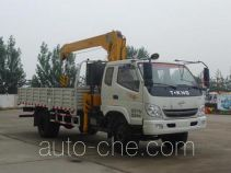 T-King Ouling ZB5120JSQPF truck mounted loader crane