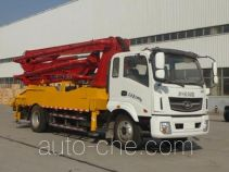 T-King Ouling ZB5160THBF concrete pump truck