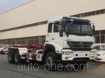 T-King Ouling ZB5251ZXXZZ detachable body garbage truck
