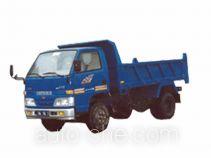 Qingqi ZB5815D1 low-speed dump truck