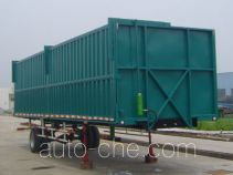 T-King Ouling ZB9100XXY box body van trailer