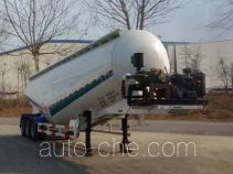 T-King Ouling ZB9402GFL low-density bulk powder transport trailer