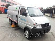 Baoyu ZBJ5021TSLBEV electric street sweeper truck