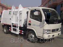 Baoyu ZBJ5040ZZZA self-loading garbage truck