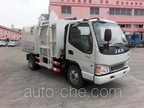 Baoyu ZBJ5070ZZZB self-loading garbage truck