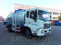 Baoyu ZBJ5120TCAB food waste truck
