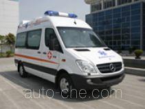 欧旅牌ZCL5041XJH型救护车