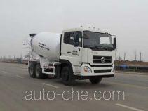 Huajun ZCZ5256GJBHJDFE concrete mixer truck