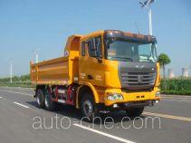 Huajun ZCZ5252ZLJSQE dump garbage truck