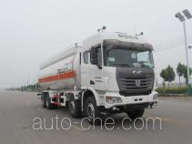 Huajun ZCZ5311GFLSQE low-density bulk powder transport tank truck